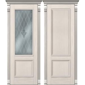 Дверь Прага ваниль